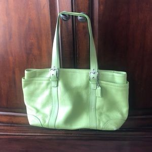 Coach Vintage Hampton Large Tote bag